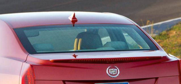 Recall de GM para el Cadillac ATS