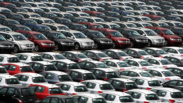 Industria de Brasil : seguirá cayendo la producción automotriz