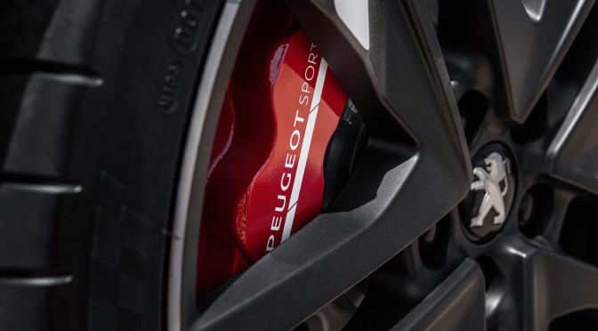 PEUGEOT Concept 308 R HYbrid en Frankfurt 2015
