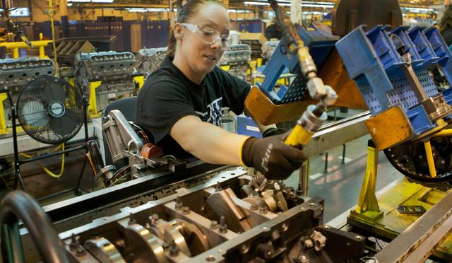 GM – 1.000.000 de motores fabricados en Michigan