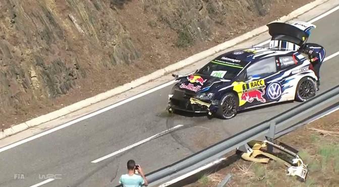 Volkswagen | 1-2 en el Rally de España
