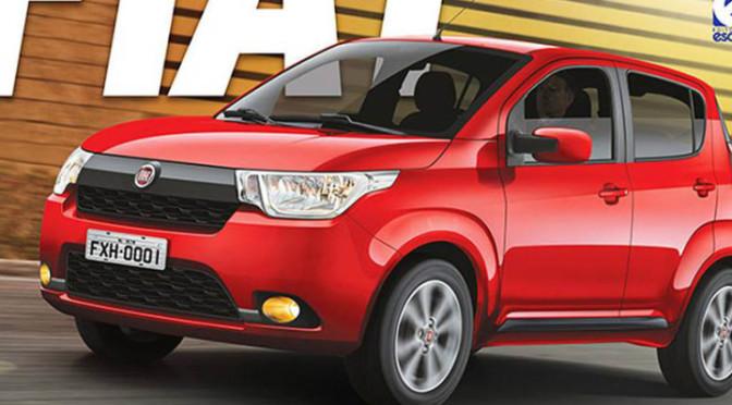Fiat Proyecto X1H –  el nuevo citycar de FCA?