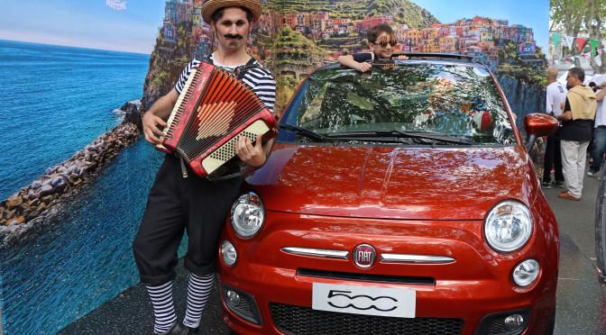 Fiat participó por segundo año consecutivo de evento cultural