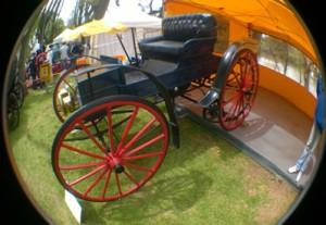 Krieger eléctrico de 1898 EN EL ACA EN AUTOCLASICA