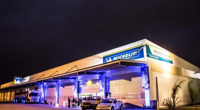 MICHELIN | inaugura nueva planta de recapado en Tucumán