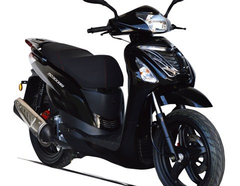 Mondial | lanza su Scooter MD300NW