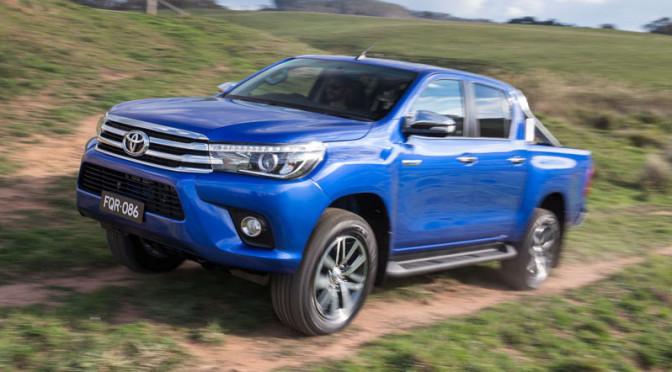 Toyota | ya están llegando las nuevas Hilux