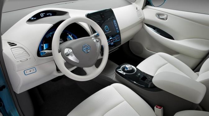 Nissan LEAF vehículo para uso médico en Italia