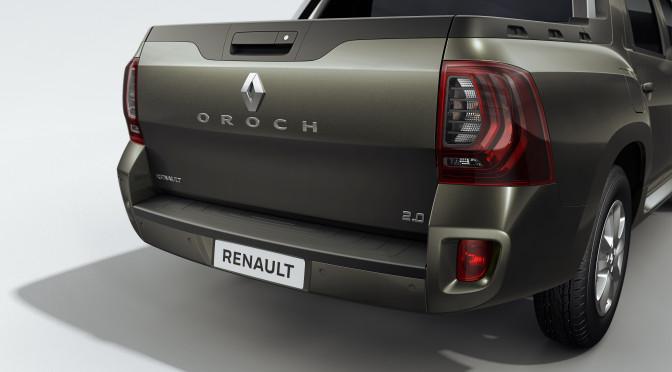 Renault Duster Oroch – ya se lanzó en Brasil (incluye videos)