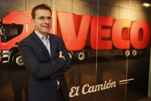Pierre Lahutte presidente global de Iveco estuvo de visita en la Argentina www.pruebautos.com.ar