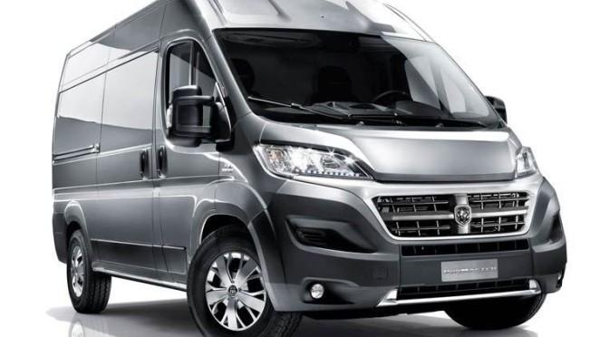 Ram | entregará a UPS flota furgones ProMaster