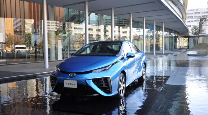 RSE Toyota | estableció su Desafío Ambiental 2050
