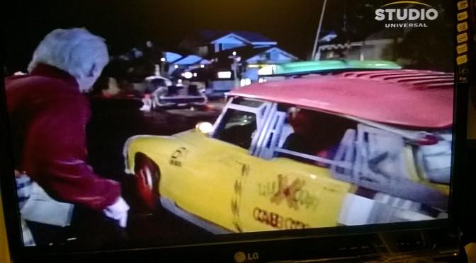 DS | el día que el auto de los 60 años se cruzó con el De Lorean