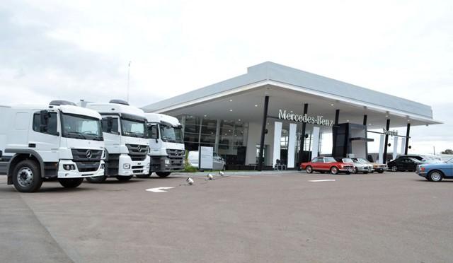 Mercedes-Benz | inauguración de nuevo concesionario oficial en Mendoza