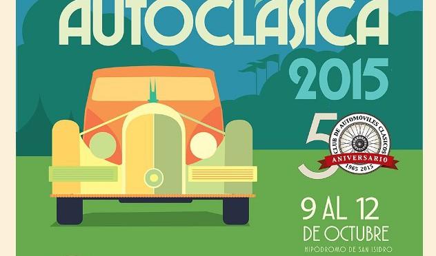Autoclásica | Hoy viernes 9 de Octubre comienza en el Hipódromo de San Isidro la mayor expo de clásicos de Latinoamérica
