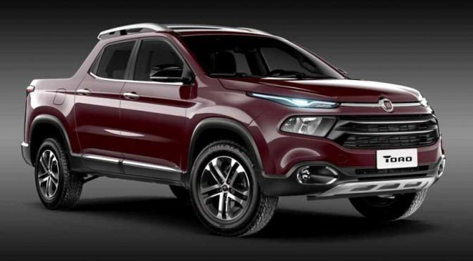 Fiat | la Toro,  la pick-up italo-americana está llegando en 2016