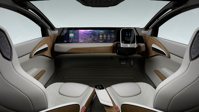 Nissan | IDS su visión del auto autónomo en el salón de Tokio