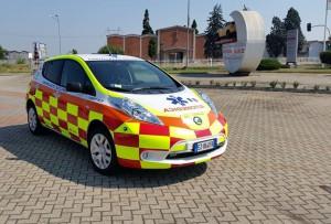 Nissan LEAF es el primer vehículo cero emisiones para uso médi