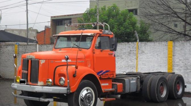 SCANIA | 40 años en Argentina ahora busca el mejor camión clásico