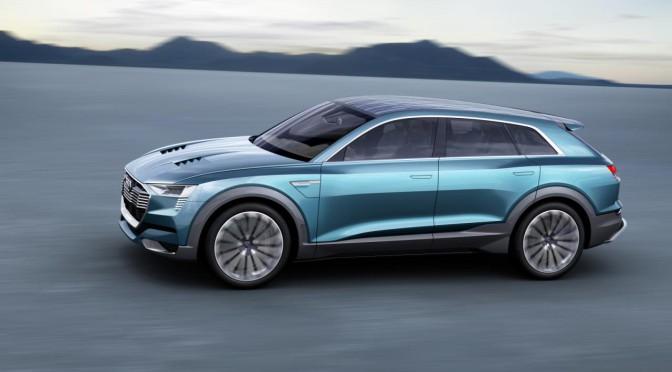 Audi | su eléctrico de casi 500 CV tendría una autonomía de 500 km