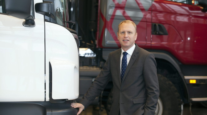 SCANIA | NUEVO CEO Y PRESIDENTE GLOBAL