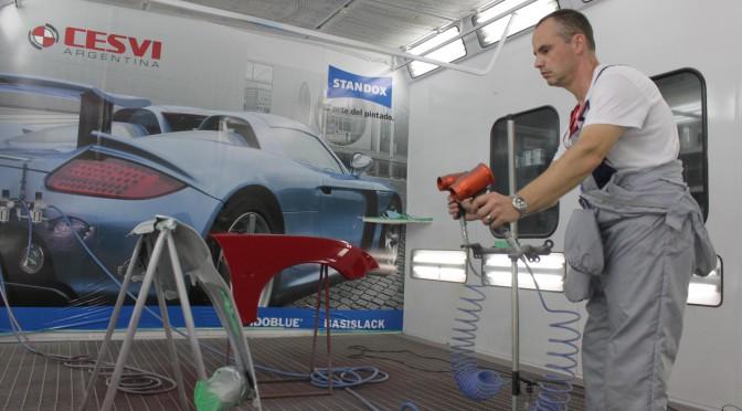 Axalta | Standox® innovación en repintado automotriz