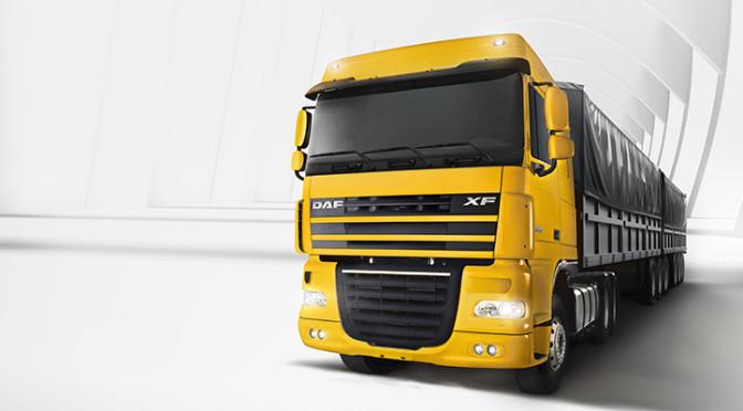 DAF Trucks Brasil | lanza el camión pesado CF85 made in Brasil en FENATRAN 2015