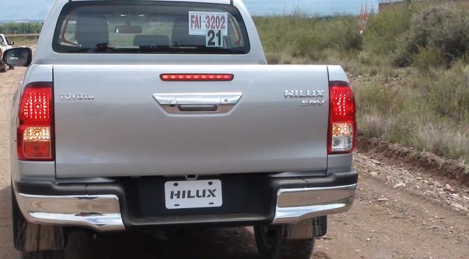 Toyota | la mejor de todas… las Hilux, está aquí (3ra entrega)