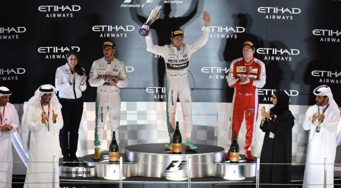 F1 | La categoría se despide con otro doblete de Mercedes