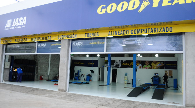 GOODYEAR | Inaugura nuevo local en Catamarca