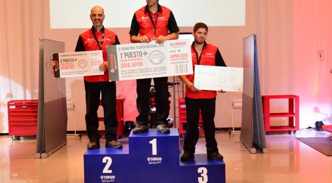 YAMAHA | El Grand Prix Técnico Nacional ya tiene su ganador