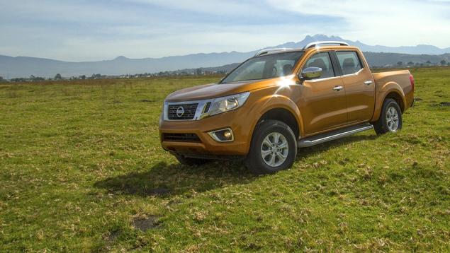 Nissan | La NP300 Frontier fue elegida la Pick-up Internacional del Año en Europa