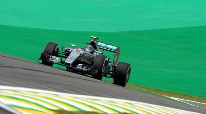 F1 | OTRO DOBLETE DE MERCEDES. ROSBERG SE LLEVA BRASIL 2015