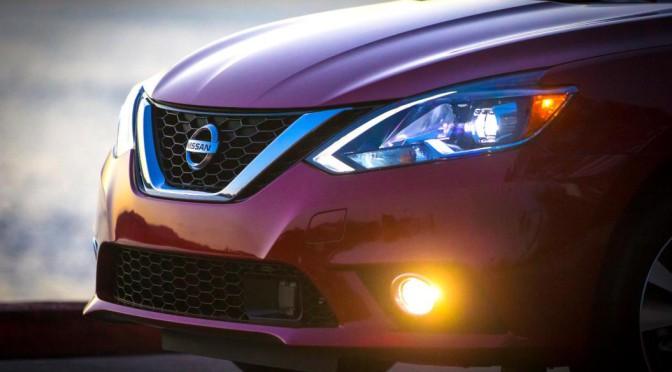Nissan | Sentra 2016 en Los Angeles Auto Show 2015