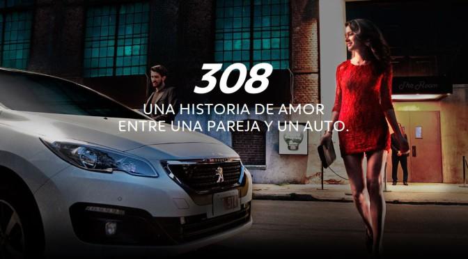 Peugeot | el nuevo 308 ya tiene nueva campaña + video