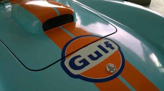 Gulf Oil | presentación corporativa en Argentina
