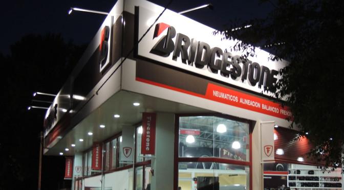2016 | Bridgestone | sumó mas centros de servicios