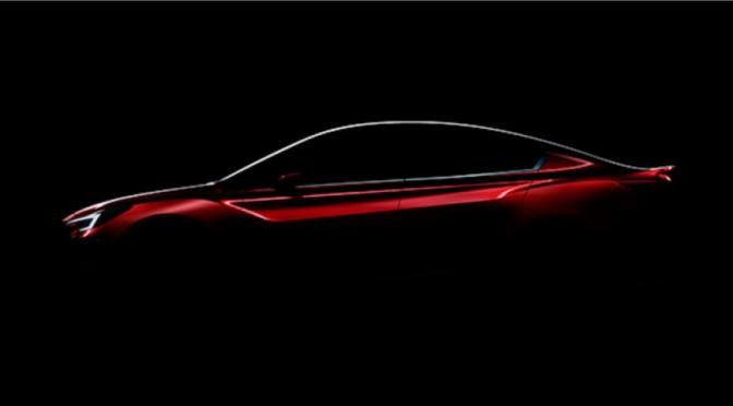 Subaru | Impreza Sedán Concept en Los Angeles Auto Show 2015