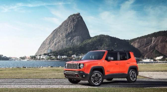 Jeep | Renegade premiado como Auto del Año en Brasil