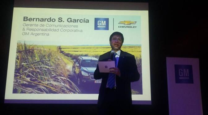 General Motors | presenta su 4° Reporte GRI de Sustentabilidad en Argentina