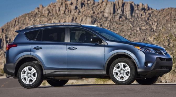 Toyota | la RAV4 el auto más vendido en EEUU?