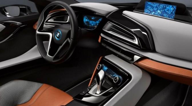 BMW | presentará la tecnología AirTouch en el CES 2016