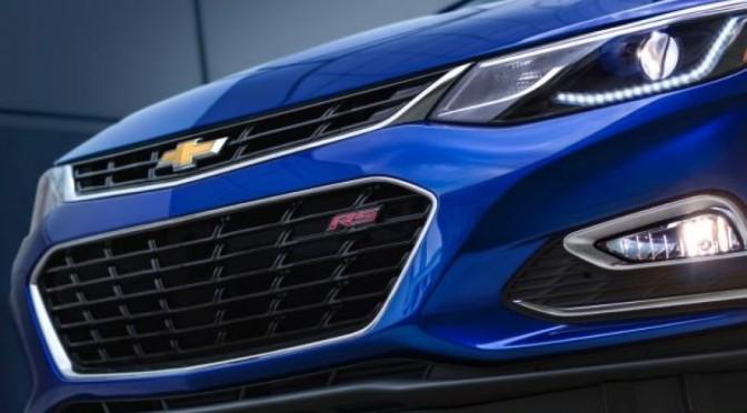 Chevrolet | el Cruze II Hatch llega a Detroit…  y será nacional!