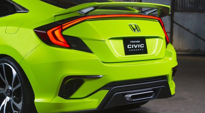 Honda | nuevo CIVIC COUPE