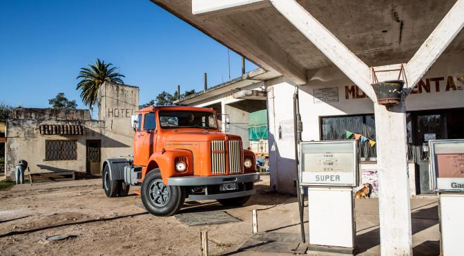 Scania | un concurso para pocos privilegiados