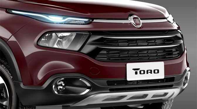 Toro | Fiat | suma un nuevo motor naftero en Brasil