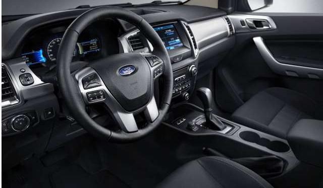 Ford | asi sería el restyling de la Ranger 2016