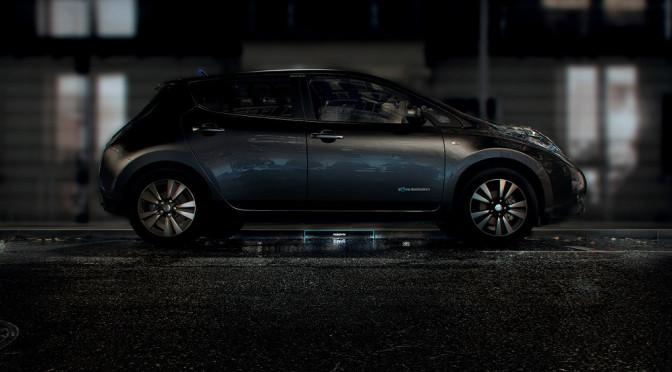 Nissan | presenta la futura estación de servicios