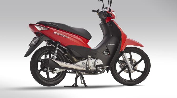 Honda Motos | presenta su renovada BIZ 125