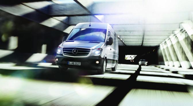 Sprinter | Mercedes-Benz | 20 años de producción en Argentina
